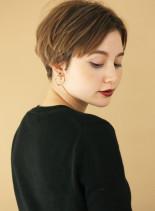 アメリカンショートヘア(髪型ショートヘア)