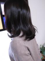 ナチュラルミディ・オーシャン8(髪型ミディアム)