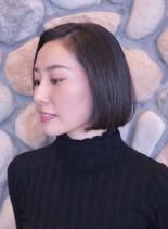 クラシカルボブ(髪型ボブ)