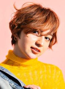 ☆大人気!オトナ可愛いショートヘア☆