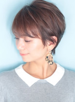 30代*40代大人のショートカット☆(髪型ショートヘア)