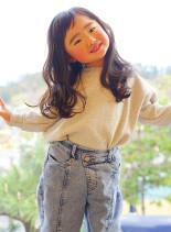 キッズ女子の憧れ☆プリンセスカット(髪型ロング)