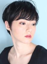 30代*40代大人の綺麗すぎるショート☆(髪型ベリーショート)
