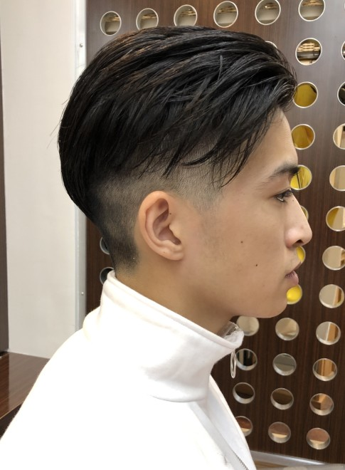 髪型 メンズ 刈り上げ