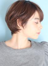 30代40代50代☆大人のショートヘア(髪型ショートヘア)