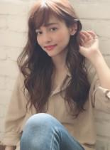 ゆるふわデジタルパーマ☆人気スタイル☆(髪型ロング)