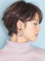 30代女性に大人気☆大人のショートヘア(髪型ショートヘア)
