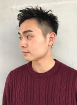 ◇清潔感抜群◇刈り上げベリーショート(髪型メンズ)