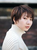 ナチュラルショートカット(髪型ショートヘア)
