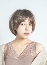 AVEDAカラーショート(髪型ショートヘア)