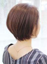 30代40代におすすめショートボブ(髪型ショートヘア)