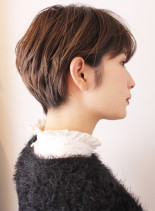 ☆30代40代☆似合わせショートヘア☆(髪型ショートヘア)