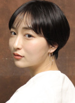 大人の余裕感漂う☆ショートヘア(髪型ショートヘア)