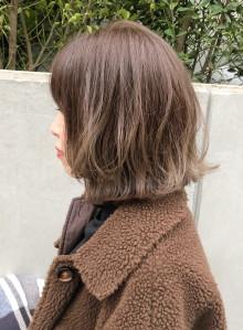 30代 柔らかく見えるカラー(ビューティーナビ)