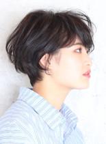 大人かわいいショート*(髪型ショートヘア)