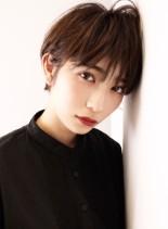 ☆ショート女子必見☆直毛ショートヘア☆(髪型ショートヘア)