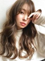 デジタルパーマ☆ロングスタイル(髪型ロング)