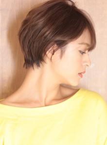 40代50代☆大人のこなれショートヘア☆(ビューティーナビ)