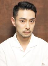 ビジネスシチサンショート(髪型メンズ)