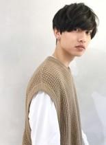 王道ナチュラルマッシュ(髪型メンズ)