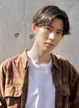 90年代外国人風ショート(髪型メンズ)