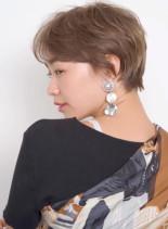 大人シルクショート☆(髪型ショートヘア)