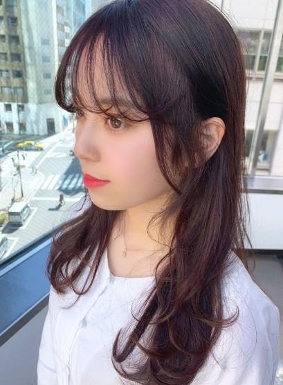 大人可愛い色っぽレイヤー☆(髪型ロング)