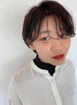 長澤まさみ風☆大人ショートボブ(髪型ショートヘア)
