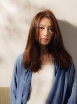 アンニュイ大人のロングスタイル(髪型ロング)