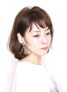 ギリギリ結べる☆大人可愛いボブ(ビューティーナビ)