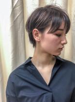 30代40代50代大人ベリーショート(髪型ショートヘア)