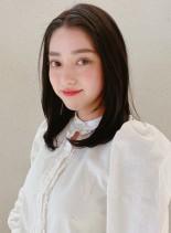 ★大人のエアリーレイヤーヘア★(髪型ミディアム)