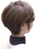 ショートヘア(髪型ショートヘア)