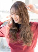 柔らかロングスタイル(髪型ロング)