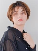 リラクシー大人ショートボブ(髪型ショートヘア)