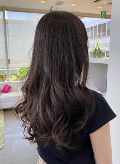 ゆるふわカールロング(髪型ロング)