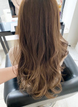 艶髪ゆるふわロング(髪型ロング)