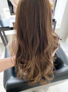 艶髪ゆるふわロング(ビューティーナビ)
