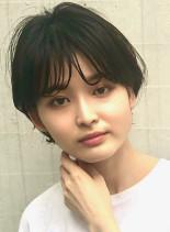 ひし形◇ゆるふわショート(髪型ショートヘア)