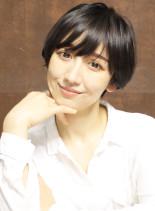 【オススメ】大人クラシックショート(髪型ショートヘア)