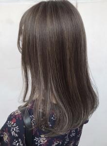 艶髪☆ハイライトカラー(ビューティーナビ)