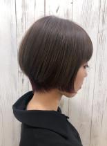 ハンサムカット(髪型ショートヘア)