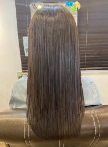 髪質改善ストレート(ビューティーナビ)