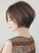 30代40代 大人美人ショートスタイル(髪型ショートヘア)