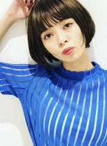 30、40代女性に人気 抜け感ショート(髪型ショートヘア)