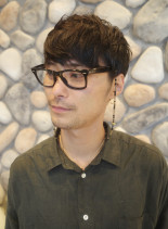 爽やかマッシュショート(髪型メンズ)