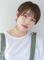 大人可愛い◇タイトショートボブ(髪型ショートヘア)