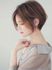お手入れ簡単2way大人ショートヘア☆(ビューティーナビ)