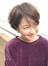 30代・40代☆大人ショートヘア(髪型ショートヘア)