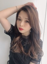 色っぽロング(髪型ロング)